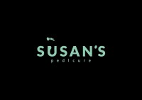 LOGO SUSAN PEDICURE ZWART (Custom)